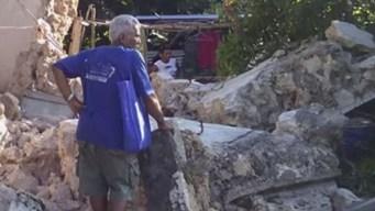 Filipinas: ocho muertos y 60 heridos tras terremotos