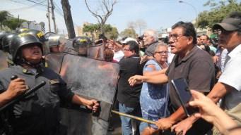 Féretro con restos de Alan García es trasladado a Lima