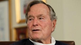 Sexta mujer acusa al expresidente H. W. Bush de toquetearla