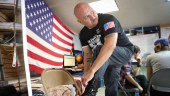 Veterano deportado más de una década vuelve a EEUU