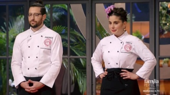 Sindy Lazo gana la gran final de MasterChef Latino