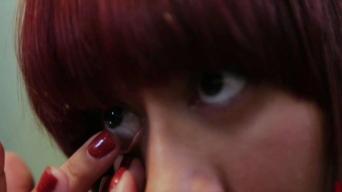Advertencia sobre los lentes de contactos