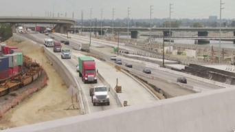 Caltrans cerrará dos autopistas por trabajos en la vía