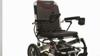 Compró una silla de rueda pero hubo un gran error