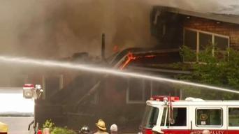 Leyes protegen a víctimas de incendios