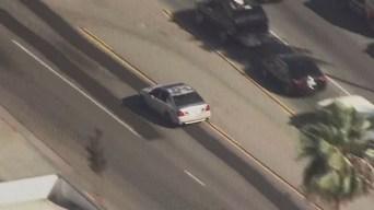 Dos arrestos tras persecución en sureste de Los Ángeles