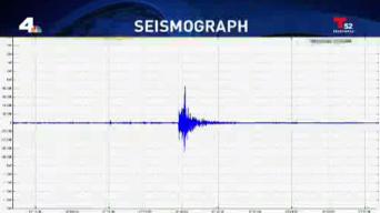 Sismo de magnitud 3.7 sacude al Sur de California