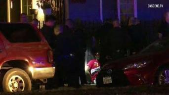Un hombre resulta herido tras parada de tráfico