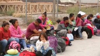 ¿Solo una petición? Deportación para niños migrantes