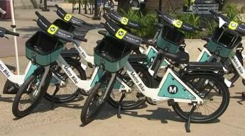 Extienden programa de bicicletas compartidas