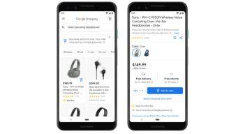 Google ya te deja comprar directamente en el buscador