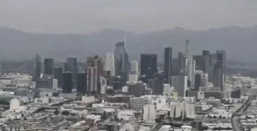 Grave problema la contaminación en Los Ángeles
