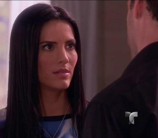 George borracho aconseja a Amanda delante de Francisca que se vaya de ...