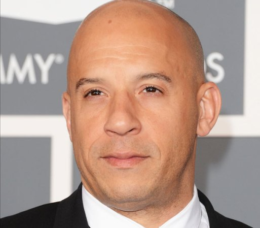 Vin Diesel, el reconoc...