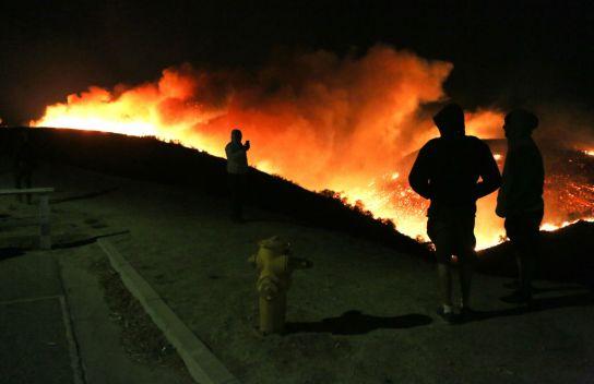 Demanda federal contra LADWP por Incendio Creek