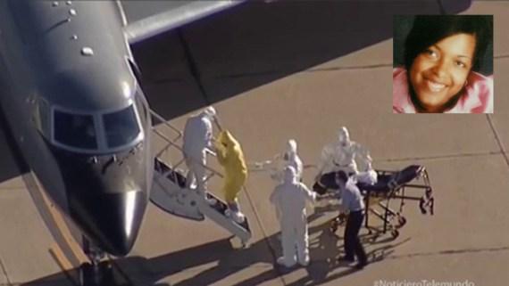 Pánico por nuevo caso de ebola en EEUU