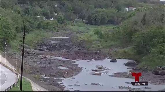 Declaran sequía severa para 7 municipios
