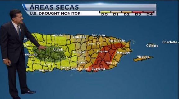 Sequía extrema arrastra 19 municipios