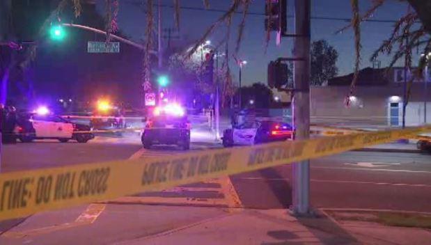 Policía dispara contra hombre armado con pistola falsa
