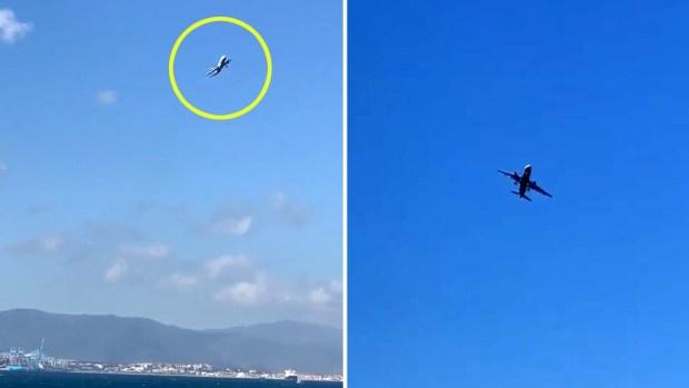 [VIDEO]Avión se sacude violentamente por turbulencia