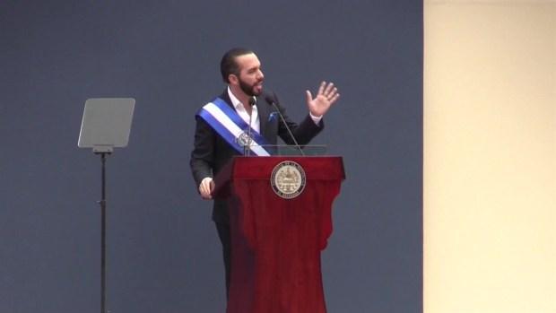 [TLMD - LV] Bukele juramenta como presidente de El Salvador