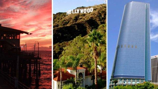 Gozando por Los Ángeles y sus alrededores
