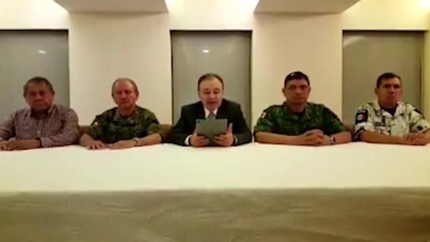 "[TLMD - LV] Caos e incertidumbre sobre el paradero del hijo de ""El Chapo"""