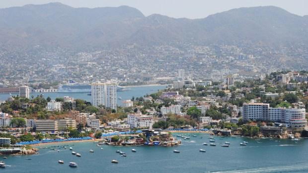 Video: Acapulco, la ciudad más peligrosa de México