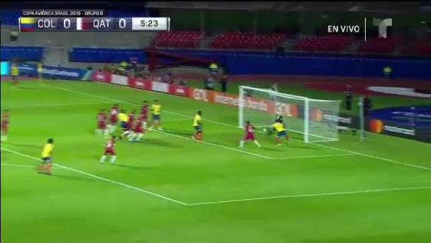 [TLMD - National-LV] Adelantado...el gol anulado de Colombia ante Qatar