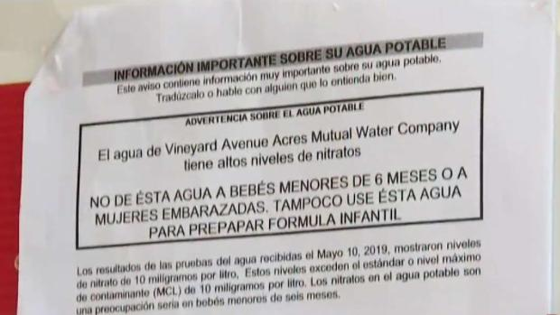 [TLMD - LA] Informan sobre agua contaminada en Oxnard