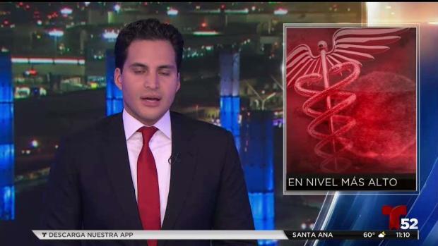 [TLMD - LV] Alarma por incremento de casos de sarampión en EEUU