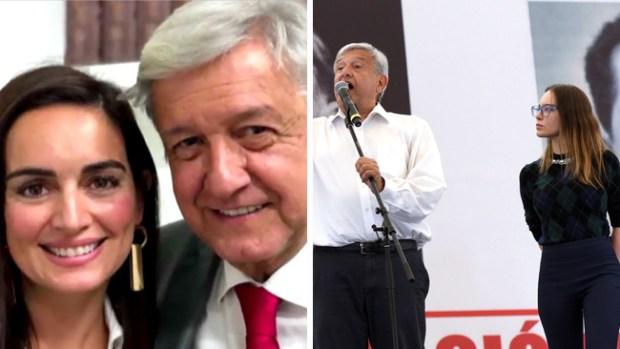 Artistas mexicanos apoyan a López Obrador