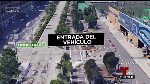 [TLMD - NY] Animación digital del ataque terrorista
