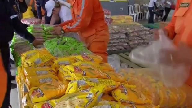 [TLMD - MIA] Aumenta recaudación de ayuda para Venezuela