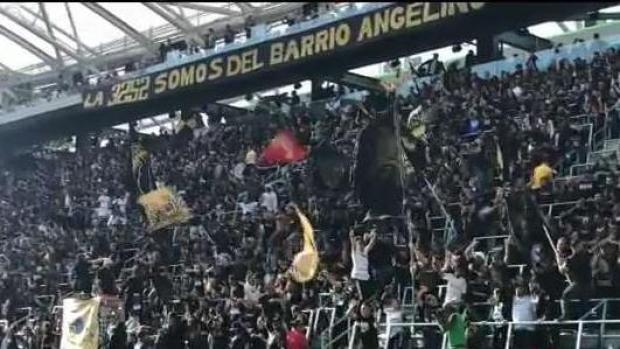 Barra 3252 del LAFC