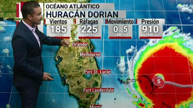 [TLMD - Denver] Emiten aviso de huracán en costa este de la Florida