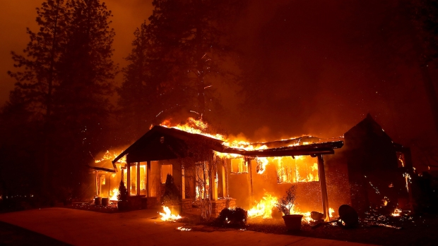 Incendios en California 2018