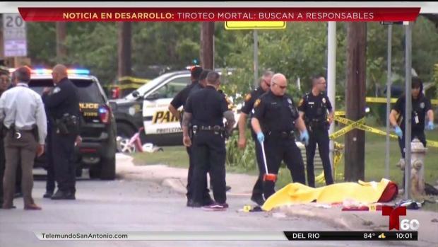 [TLMD - LA] Buscan a responsables de tiroteo mortal