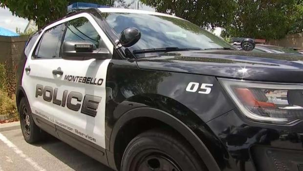 Buscan patrulla con rifle AR-15 en Montebello