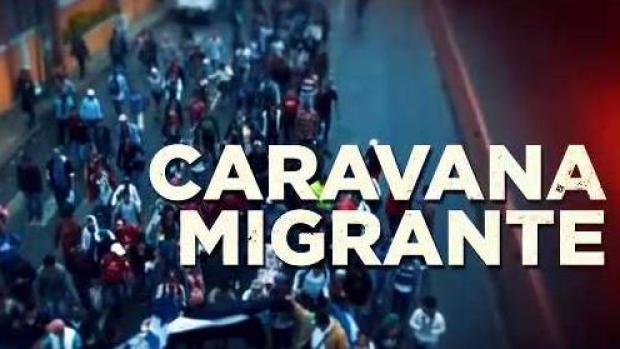 [TLMD - LV] Caravana de migrantes avanza por Guatemala