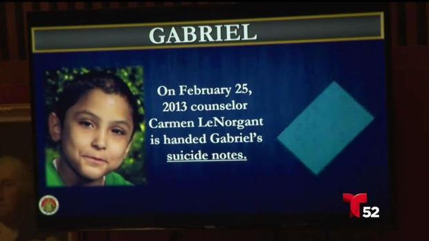[LA] Lancaster propone ley en honor de Gabriel Fernández