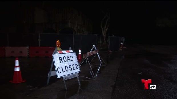 [LA] Comunidad de Montecito se evacuan antes de tormenta