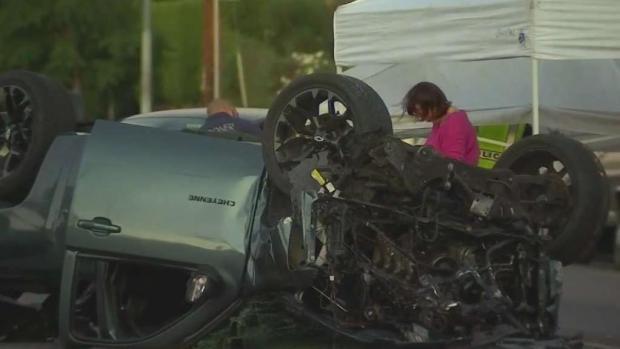 [TLMD - LA] Conductor se declara no culpable por la muerte de dos hermanos
