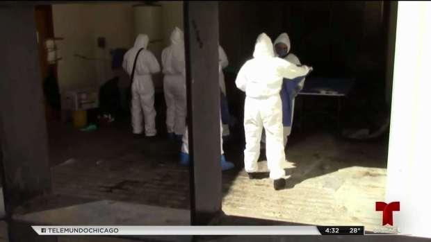 [TLMD - Chicago] Cuerpos desaparecidos en México