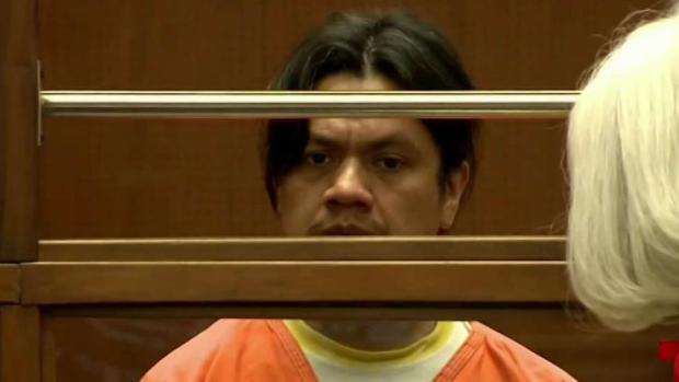 [TLMD - LA] Declaran culpable a hombre de apuñalar mortalmente a niña