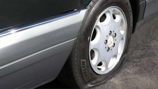 [TLMD - LA] Docenas de vehículos dañados en Koreatown