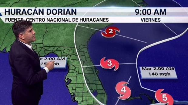 [TLMD - MIA] Dorian es ahora un devastador huracán Categoría 5