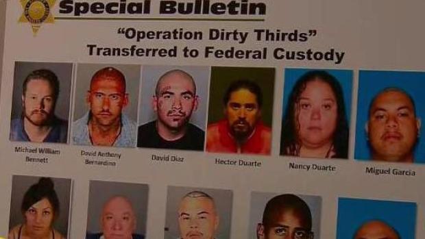 Duro golpe a la mafia mexicana en LA