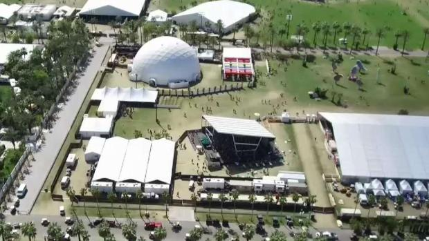 [TLMD - LA] Emiten alerta por festival de música Coachella