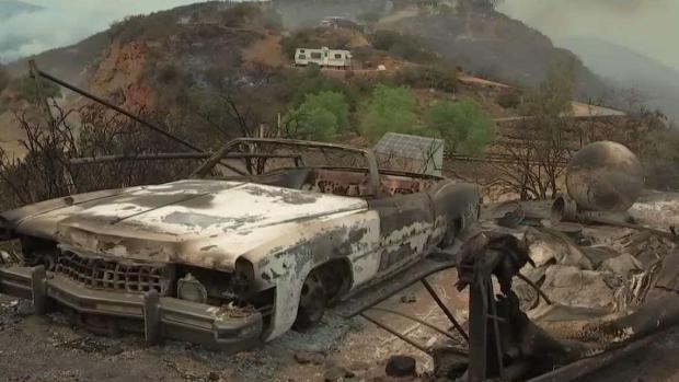 [TLMD - LA] Evacuaciones obligatorias por el Incendio Holy